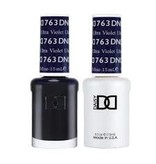 DND 763 Ultra Violet - DND Duo Gel + Lacquer