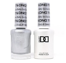 DND Duo Gel Matching Color - 776 Ice Bab