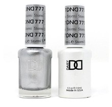 DND Duo Gel Matching Color - 777 Stormi