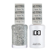 DND Duo Gel Matching Color - 779 Snow Way!