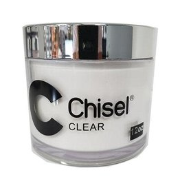Chisel Nail Art Chisel Nail Art - Dipping Powder 12 oz -  Clear