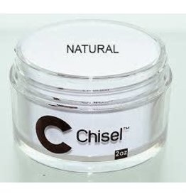 Chisel Nail Art Chisel Nail Art - Dipping Powder 2 oz -  Natural