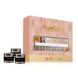 NuGenesis NUGENESIS - Nude ELLE Collection - 12 Natural Shades Of Dip Powder