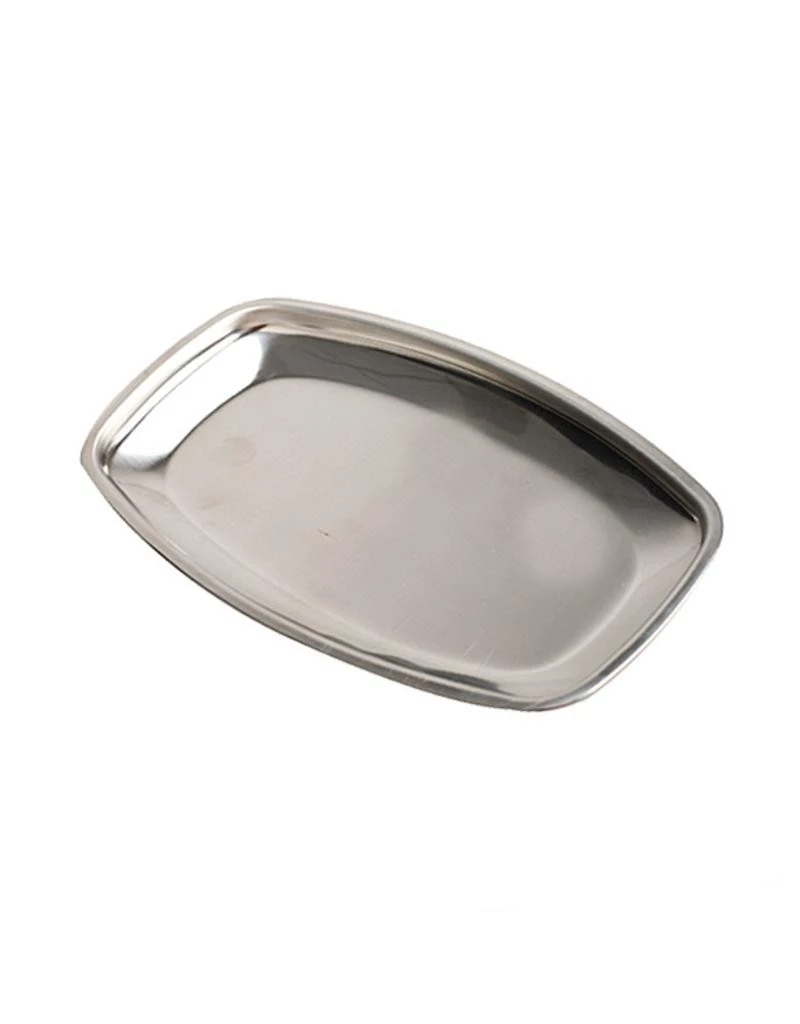 Metal Tray - Oval