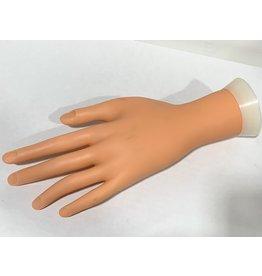 NAIL PRACTICE HAND - FLEXIBLE (PREMIER SOFT)