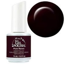 IBD Just Gel Polish - 56506 Plum Raven