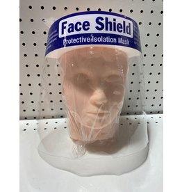 PROTECTIVE FACE SHIELD - REUSABLE