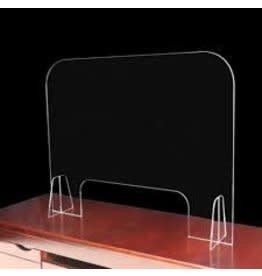 """TABLE SHIELD Full Size:  30'' x 25"""" Cut Out :  20"""" x 7''"""