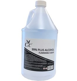 CnC ALCOHOL CnC 99% - (4 L)  GALLON PICK UP ONLY