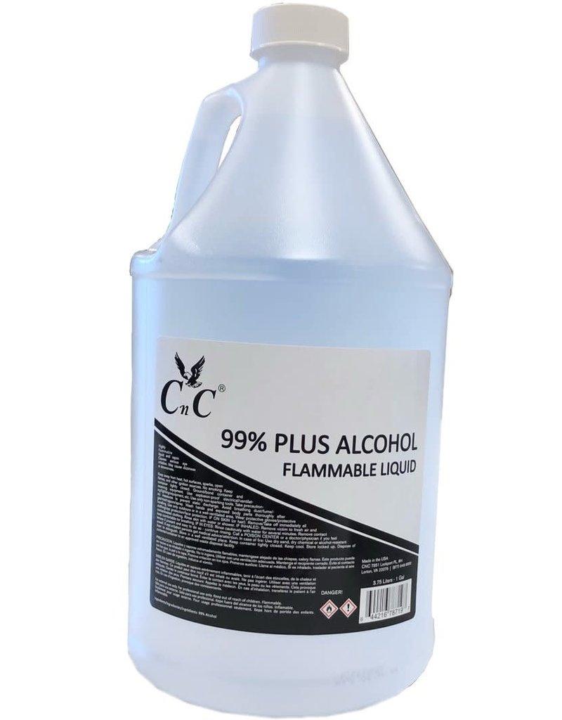CnC ALCOHOL CnC 99% - (4 L)  GALLON PICK UP ONLY