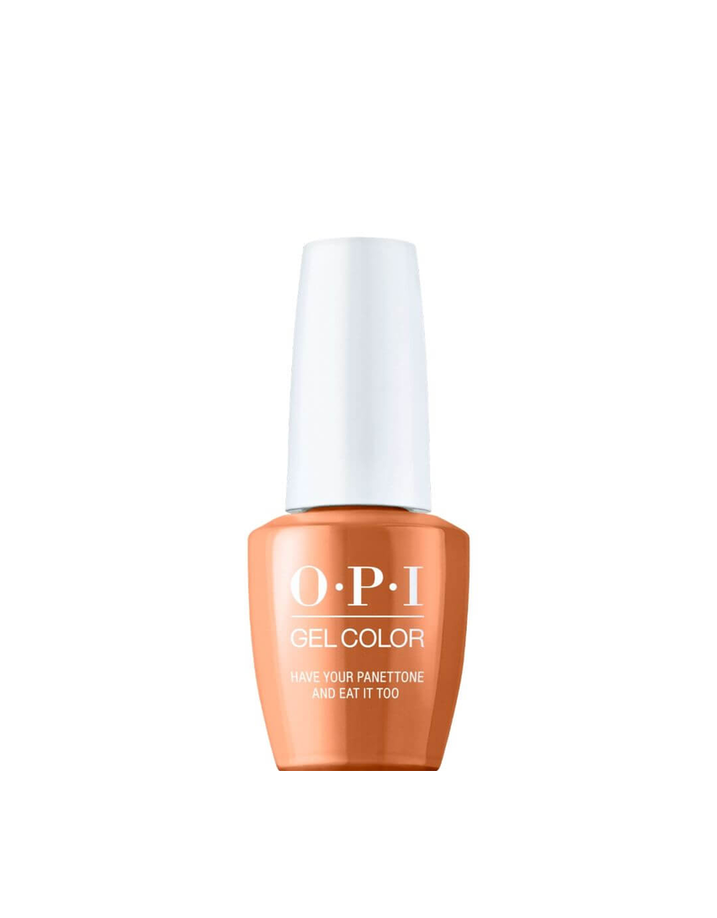 OPI GC MI02 - Have Your Panettone And Eat It Too - OPI Gel Color