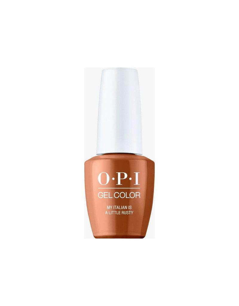 OPI GC MI03 - My Italian Is A Little Rusty - OPI Gel Color