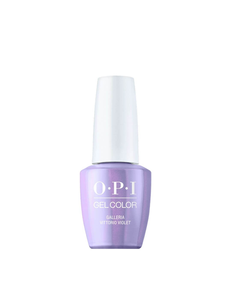 OPI GC MI09 - Galleria Vittorio Violet - OPI Gel Color