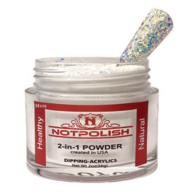 NOTpolish Notpolish 2-in1 Powder 2 oz. - M109 Night Out
