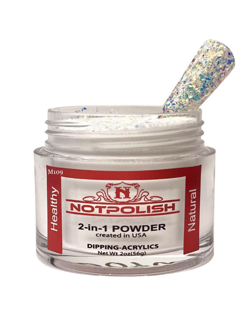 NOTpolish Notpolish 2-in1 Powder 2 oz. - M109 Night Out
