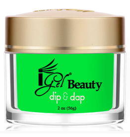 iGEL iGel Beauty Dip & Dap 2oz - DD68 Screamin' Green