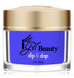 iGEL iGel Beauty Dip & Dap 2oz - DD70 Baja Blue