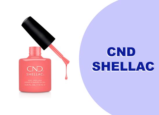 CND SHELLAC
