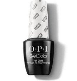 OPI GC 031 -  Matte Top Coat - OPI Gel Color