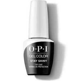 OPI GC 003 -  Stay Shiny Top Coat - OPI Gel Color