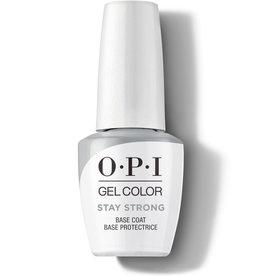 OPI GC 002 -  Stay Strong Base Coat - OPI Gel Color