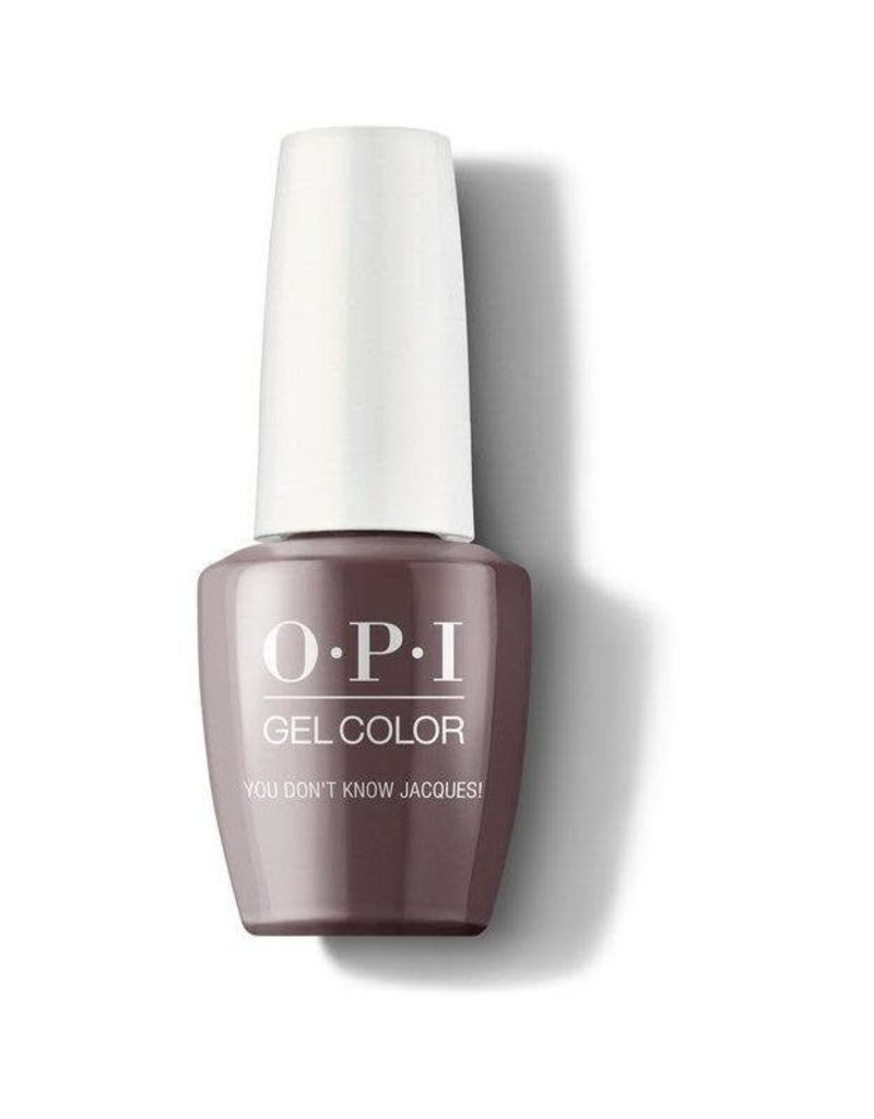 OPI GC F15 - You Don't Know Jacques - OPI Gel Color