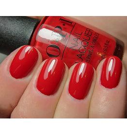 OPI NL HR M08 - Red-Y For The Holidays - OPI Regular Polish