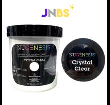 NUGENESIS - Nail Dipping Color Powder #Crystal Clear (454 g 16 oz)