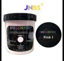 NUGENESIS - Nail Dipping Color Powder #Pink I (454 g 16 oz)