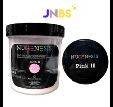 NUGENESIS - Nail Dipping Color Powder #Pink II (454 g 16 oz)