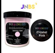 NUGENESIS - Nail Dipping Color Powder #Crystal Pink (454 g 16 oz)