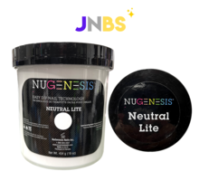 NUGENESIS - Nail Dipping Color Powder #Neutral Lite (454 g 16 oz)