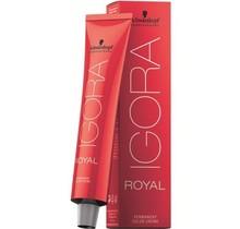 #3-0 Dark Brown 60 g- Royal IGORA Schwarzkopf Permanent Color Creme