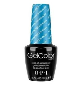 OPI GC B83 - No Room for the Blues - OPI Gel Color
