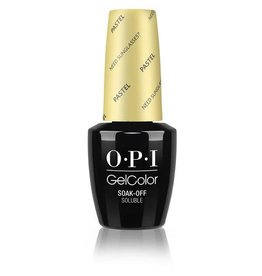 OPI GC 104 - Pastel Need Sunglasses? - OPI Gel Color