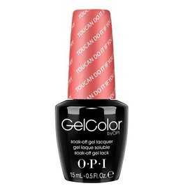 OPI GC A67 - Toucan Do It If You Try - OPI Gel Color