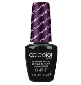 OPI GC W42 - Lincoln Park After Dark - OPI Gel Color