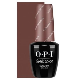 OPI GC W60 - Squeaker of the House - OPI Gel Color