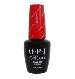 OPI GC BA7 - Having a Big Head Day - OPI Gel Color