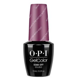 OPI GC BA3 - What's the Hatter With You? - OPI Gel Color