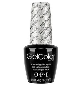 OPI XHP F15 - I'll Tinse You In - OPI Gel Color