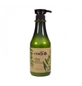 Codi Hand and Body Lotion - Olive 750ml
