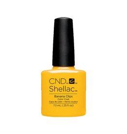 CND CND Shellac - Banana Clips