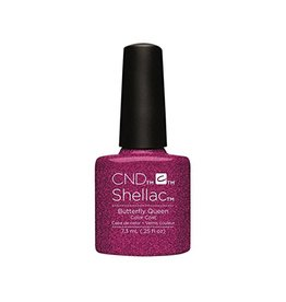 CND CND Shellac - Butterfly Queen