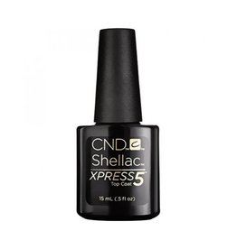 CND CND Shellac XPRESS5™ Top Coat,  0.5oz (15 ml)