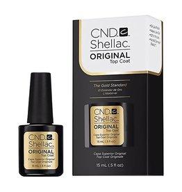 CND CND Shellac Original Top Coat,  0.5oz (15 ml)