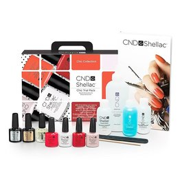 CND CND Shellac - Chic Collection Trial Pack