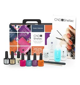 CND CND Shellac - Trendy Collection Trial Pack