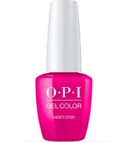 OPI GC B86 - Shorts Story - OPI Gel Color