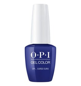 OPI GC E72 - OPI…Eurso Euro - OPI Gel Color